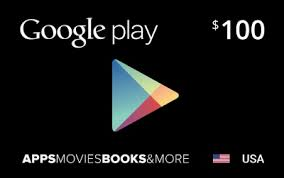 Google Play Gift Card (USA)